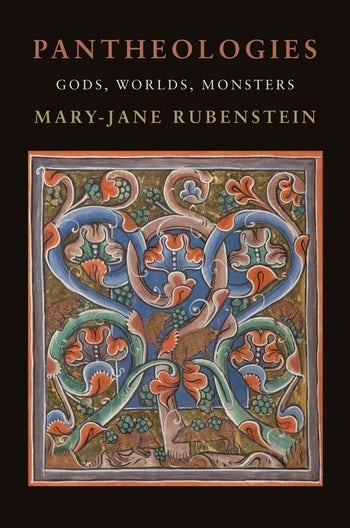 Pantheologies by Mary-Jane Rubenstein, cover image